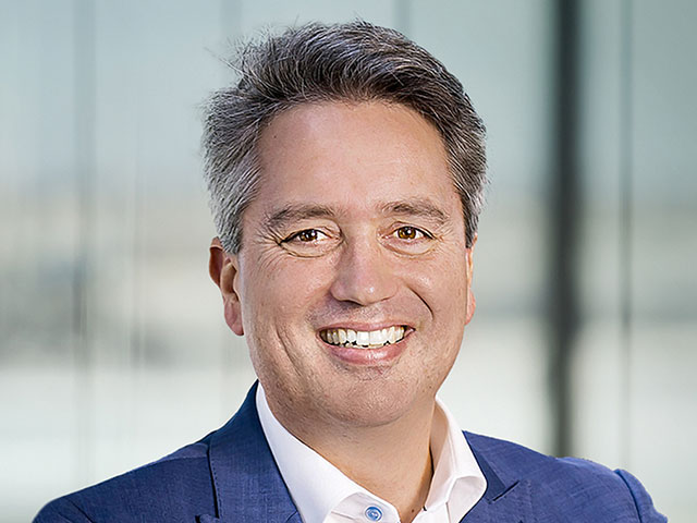 Mark Oostendorp - CEO IQI